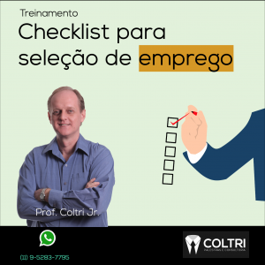 Checklist para Seleção de Emprego
