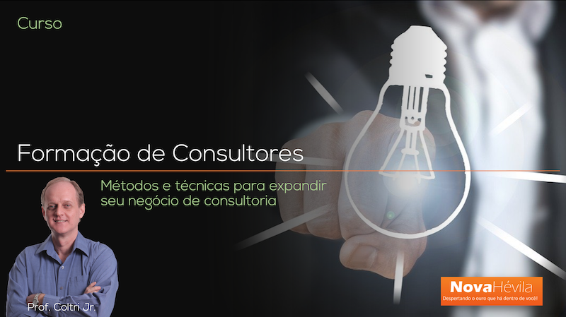 Formação de Consultores