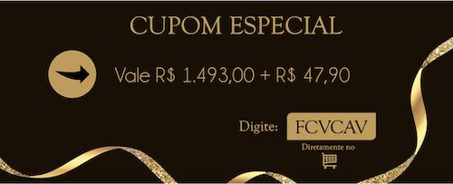 Cupom FCcav
